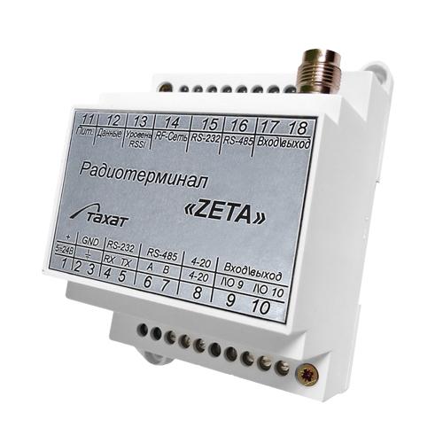Радиомодем Zeta