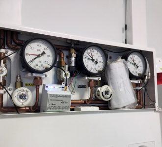 Контроль медицинских газов